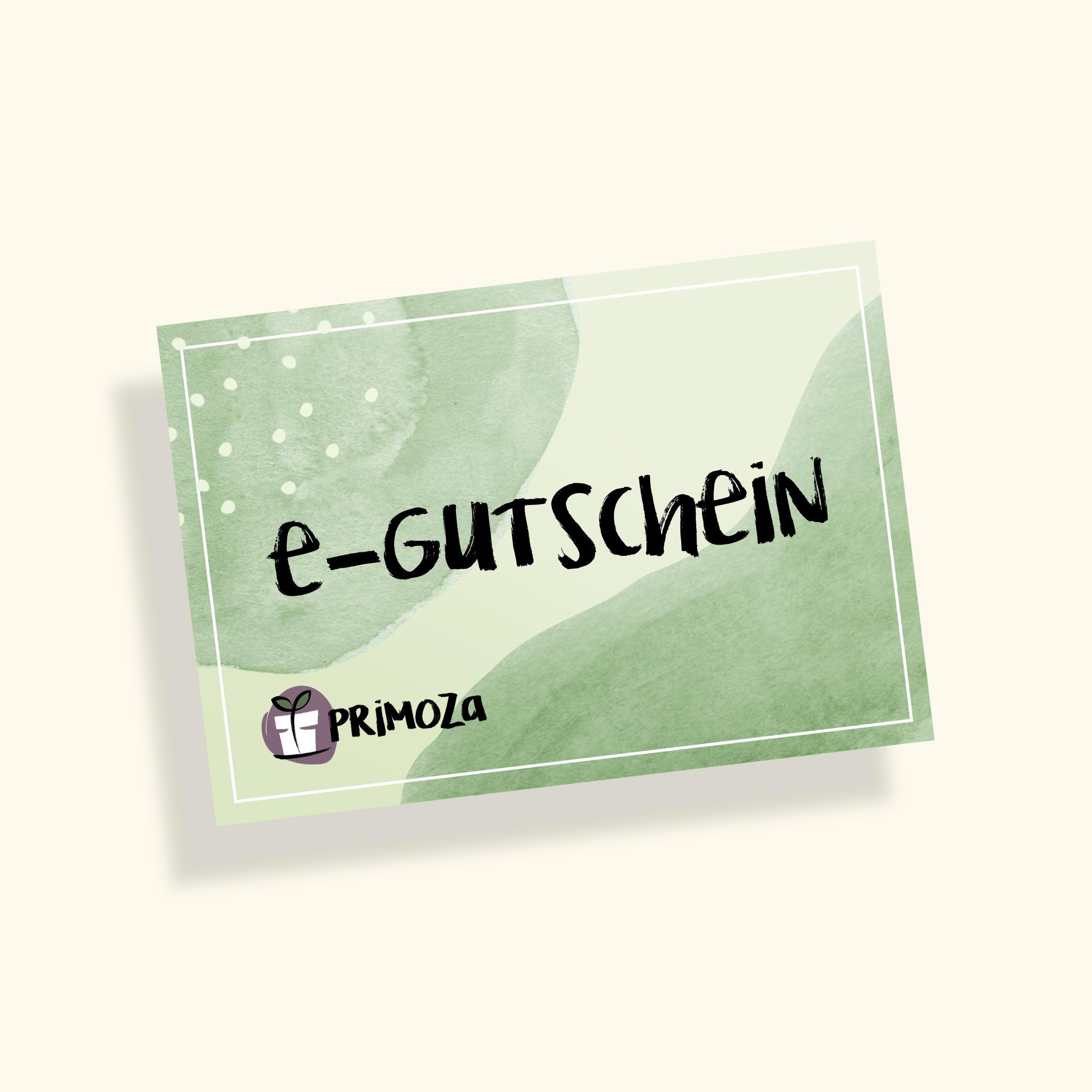 primoza E-Gutschein