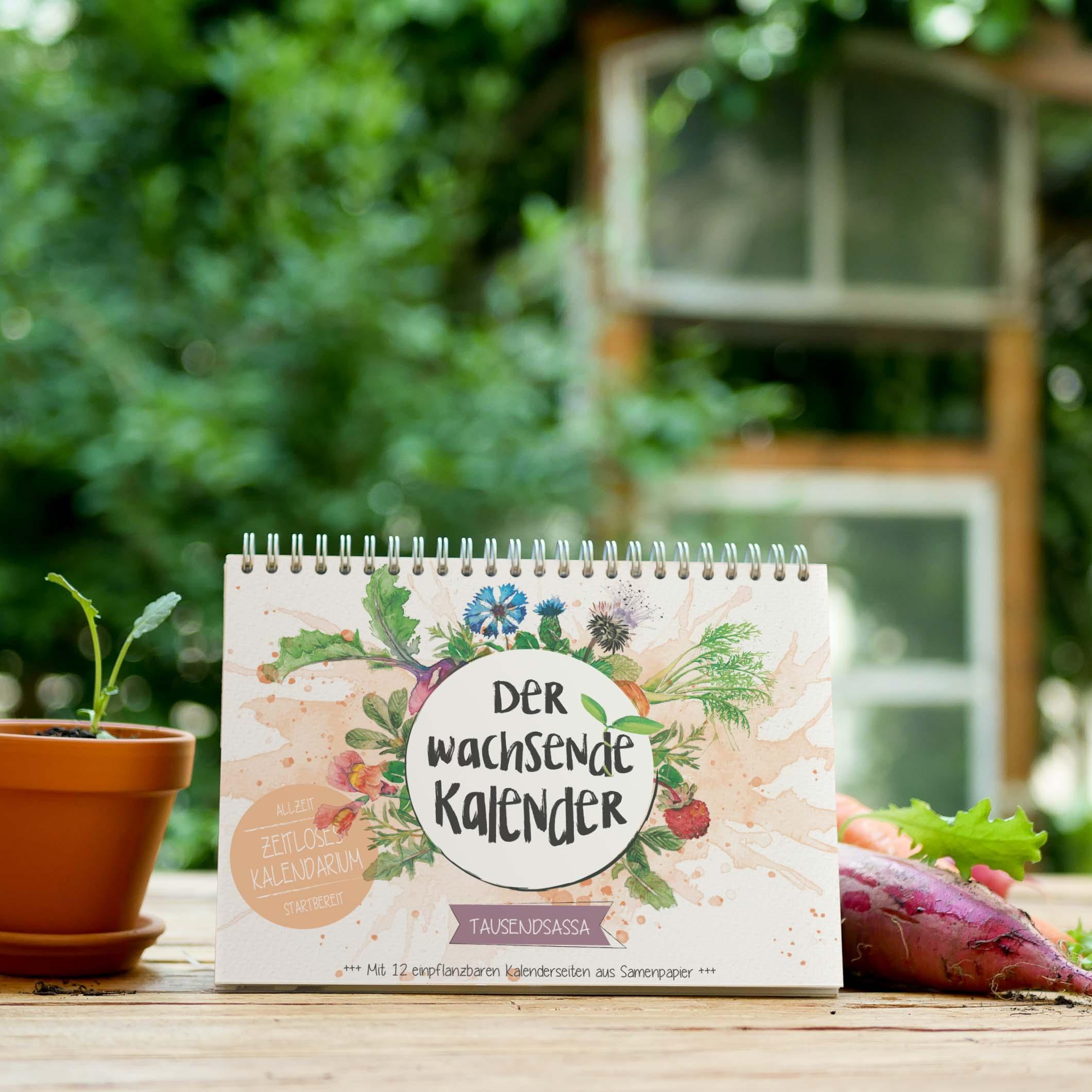 Wachsender Kalender Tausendsassa 2022